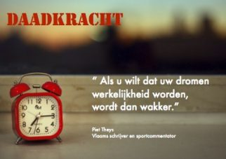 Daadkracht; Foto: Untitled by Eflon