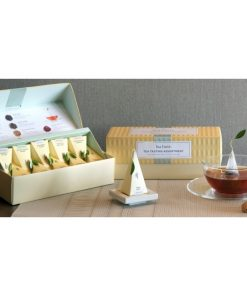 Tea tasting assortiment medium van Tea Forté in luxe Presentatie doos
