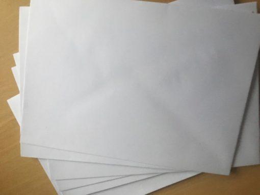 Inspiratiekaarten Leiderschap: 6 gevouwen kaarten