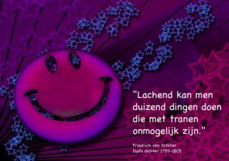 Lachend kan men duizend dingen; Foto:Artondra Hall/Smile - #16