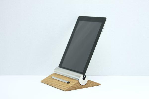 Tablet houder met touch-pen van Nuance
