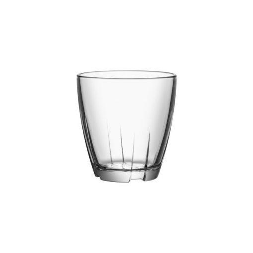Kosta Boda Bruk karaf met 2 glazen transparant
