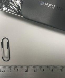 Silica gel paperclips zwart-wit (35 stuks)