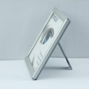 Aluminium fotolijst Klik A5
