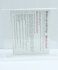 Catalogus en boekenstandaard