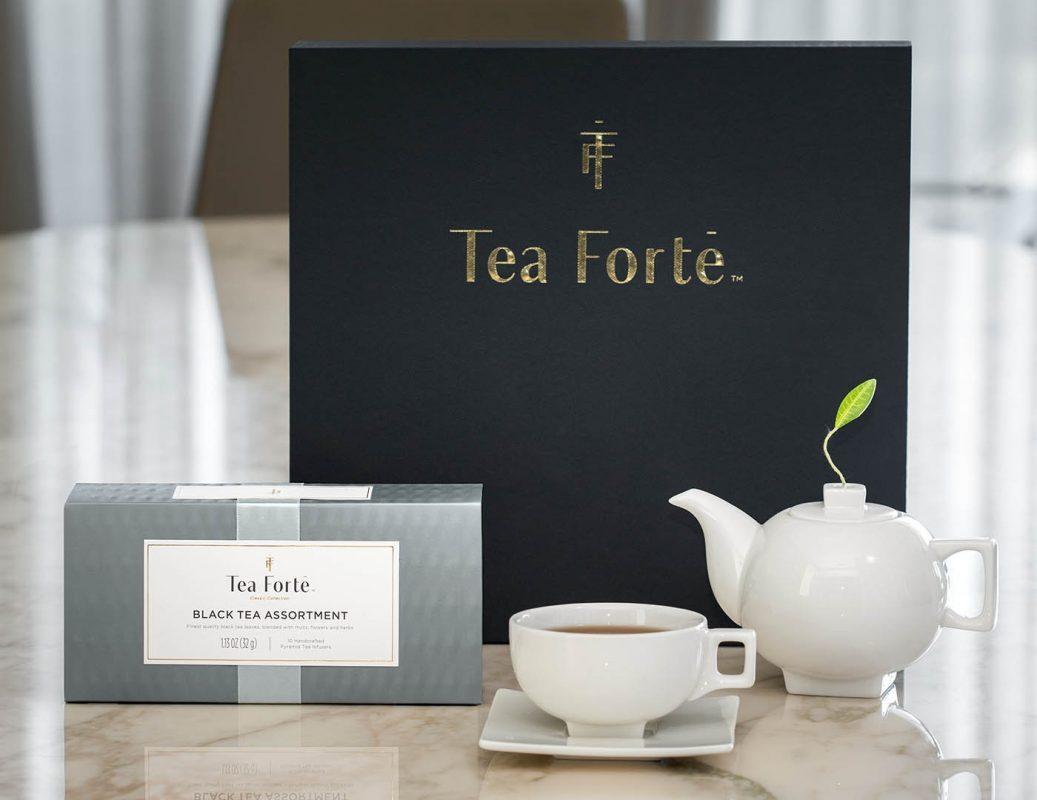 Solstice Cadeauset In Geschenkverpakking Van Tea Forte