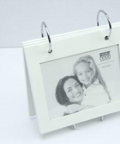 Fotoklapper wit hout 10X15 cm