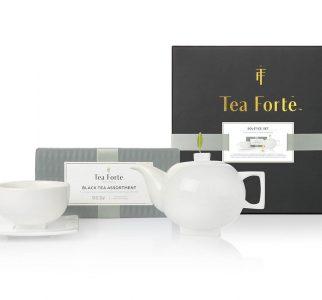 Luxe Thee Van Tea Forté Van Thee Drinken Naar Thee Beleven