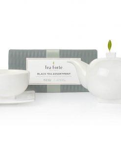 Solstice cadeauset in geschenkverpakking van Tea Forté
