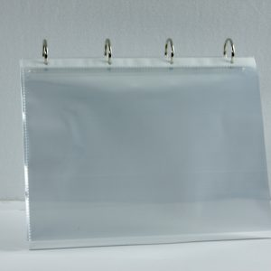Transparante insteekhoezen A4 (25 stuks)