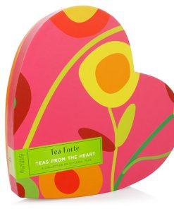 Thee uit het hart cadeau van Tea Forté