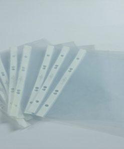 Transparante insteekhoezen A5 (25 stuks)
