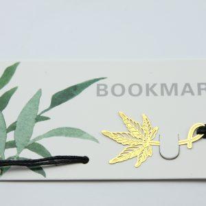 Elegante boekenlegger Combinatie van vier