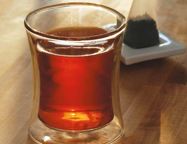 Dubbelwandig theeglas Poom van Tea Forté