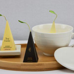 Cadeauset Compleet voor 1 persoon van Tea Forté