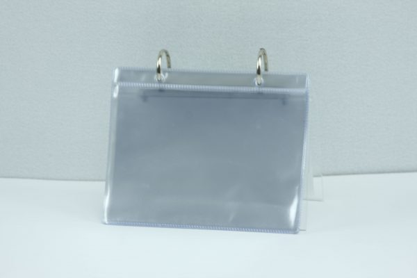 Transparante insteekhoezen A6 (25 stuks)