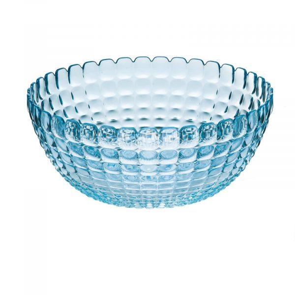 Tiffany schaal XL van Guzzini blauw