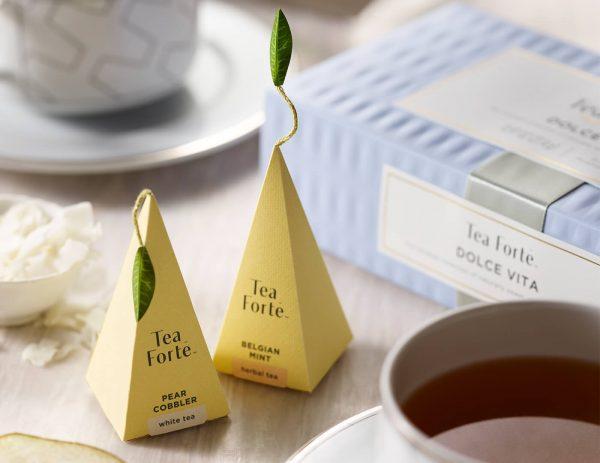 Dolce vita dessert thee in luxe presentatiedoos
