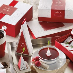 Warming joy medium van Tea Forté in luxe Presentatie doos