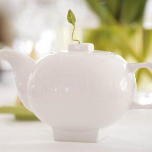 Solstice theekan met deksel set van 6 van Tea Forté