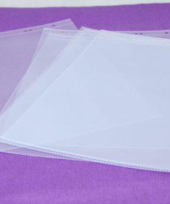 Transparante insteekhoezen A4 staand (25 stuks)