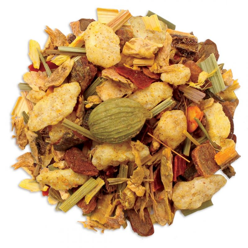 Ginger guru chai