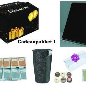 cadeaupakket 1 voor sinterklaas, kerst, verjaardag