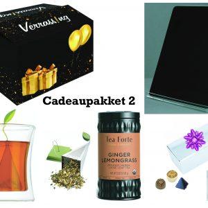 cadeaupakket 2 voor sinterklaas, kerst, verjaardag