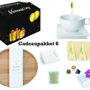 cadeaupakket 6 voor sinterklaas, kerst, verjaardag