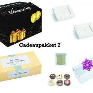 cadeaupakket 7 voor sinterklaas, kerst, verjaardag