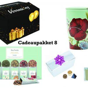 cadeaupakket 8 voor sinterklaas, kerst, verjaardag