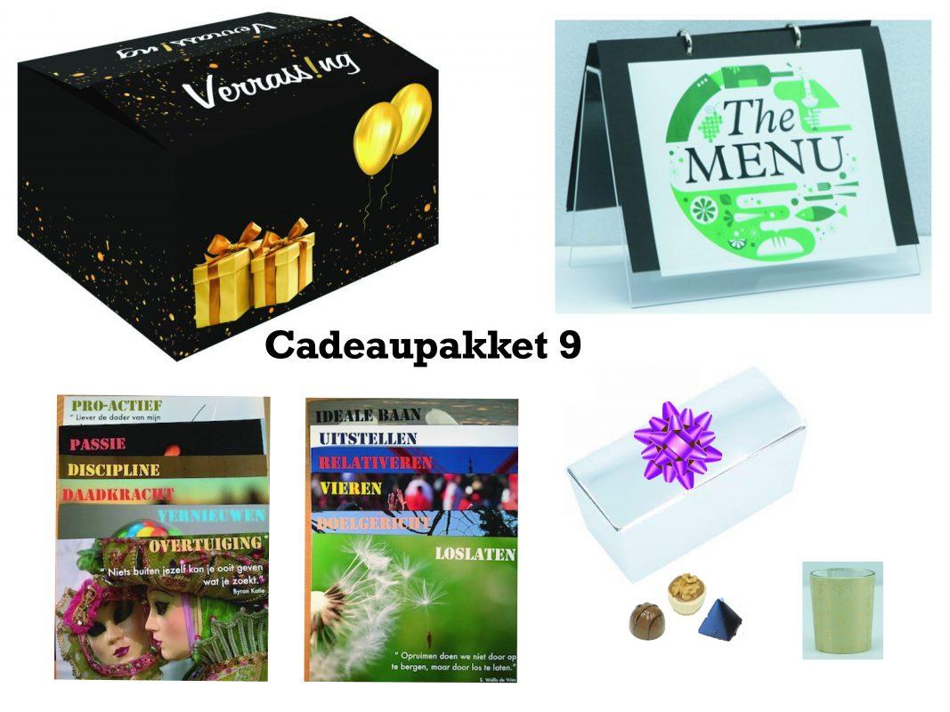 Cadeaupakket 9