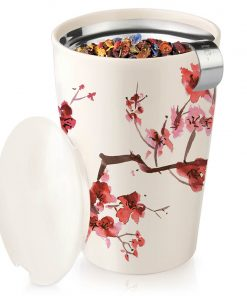Kati Cherry blossom thee mok van Tea Forté