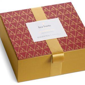 Warming joy groot van Tea Forté in luxe Presentatie doos