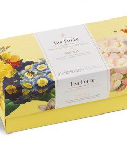 Speciale editie Soleil medium van Tea Forté in luxe Presentatie doos