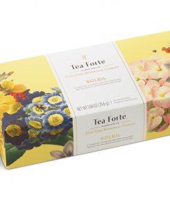 Speciale editie Soleil klein van Tea Forté in luxe Presentatie doos