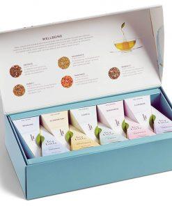 Speciale editie Wellbeing klein van Tea Forté in luxe Presentatie doos